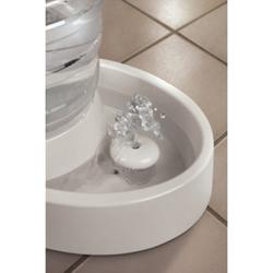 96-ounce Animal Planet Auto-flow Pet Fountain with Removable Reservoir