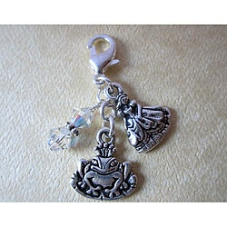 'Princess and Frog' Crystal Charm (USA)