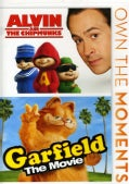 Alvin And The Chipmunks/Garfield: The Movie (DVD)