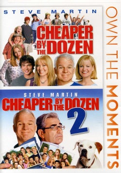 Cheaper By The Dozen/Cheaper By the Dozen 2 (DVD)