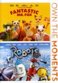 The Fantastic Mr. Fox/Robots (DVD)
