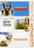 Marmaduke/Because Of Winn Dixie/Far From Home (DVD)