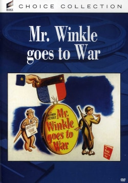 Mr. Winkle Goes to War (DVD)