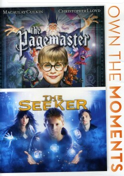The Pagemaster/The Seeker (DVD)