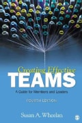 Creating Effective Teams: A Guide for Members and Leaders (Paperback)