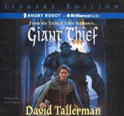 Giant Thief: Library Edition (CD-Audio)
