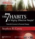 The 7 Habits of Highly Effective People: Powerful Lessons in Personal Change (CD-Audio)