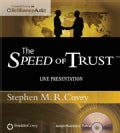 The Speed of Trust: Live Presentation (CD-Audio)