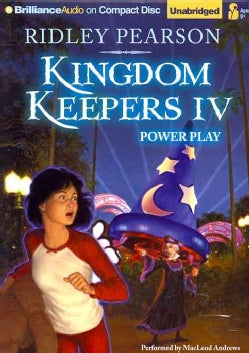 Kingdom Keepers IV: Power Play (CD-Audio)