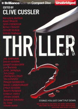 Thriller 2: Stories You Just Can't Put Down (CD-Audio)