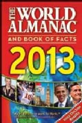 The World Almanac and Book of Facts 2013 (Hardcover)