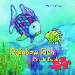 The Rainbow Fish Puzzle Book (Board book)