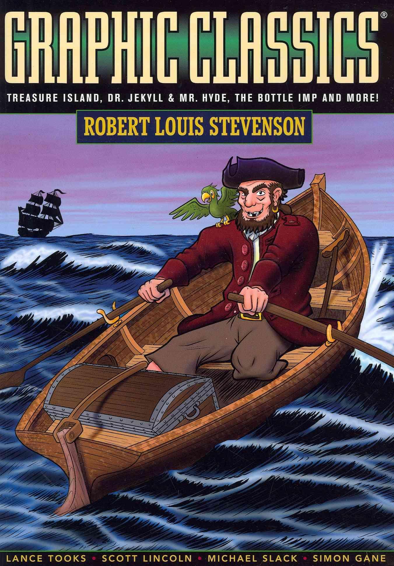 Graphic Classics Robert Louis Stevenson (Paperback)