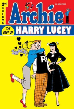 Archie 2: The Best of Harry Lucey (Hardcover)