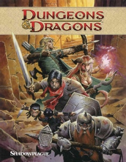 Dungeons & Dragons 1: Shadowplague (Paperback)