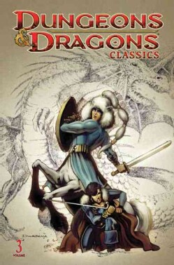 Dungeons & Dragons Classics 3 (Paperback)