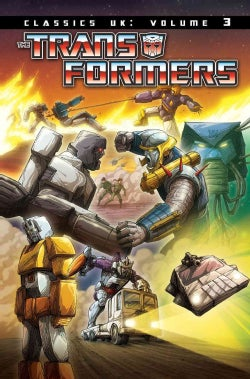 Transformers Classics: UK 3 (Paperback)