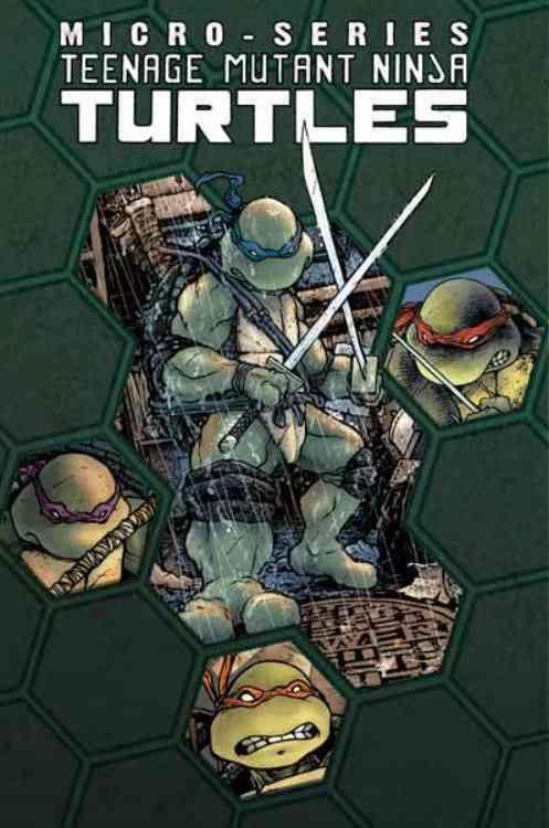 Teenage Mutant Ninja Turtles Micro-Series 1 (Paperback)