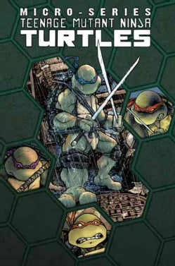 Teenage Mutant Ninja Turtles Micro-Series 1 (Paperback)