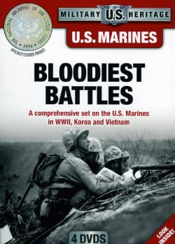 U.S. Marines: Bloodiest Battles (DVD)