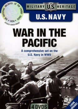 U.S. Navy: War In The Pacific (DVD)