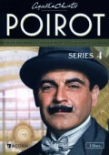 Poirot Series 4 (DVD)