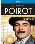 Poirot Series 4 (Blu-ray Disc)