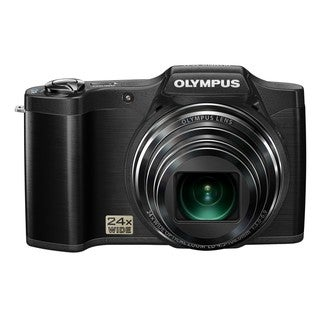 Olympus SZ-12 14MP Black Digital Camera