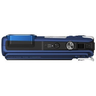 Olympus Tough TG-820 12MP Blue Digital Camera