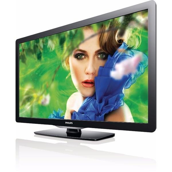 """Philips 4000 40PFL4707 40"""" 1080p LED-LCD TV - 16:9 - HDTV 1080p"""