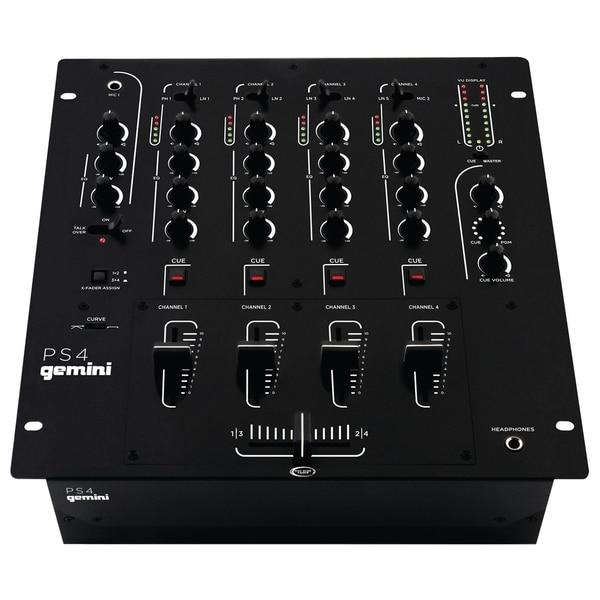 gemini Professional PS4 Audio Mixer