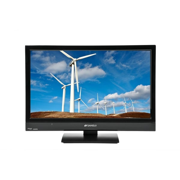 "Sansui Accu A SLED2237 22"" 1080p LED-LCD TV - 16:9 - HDTV 1080p"