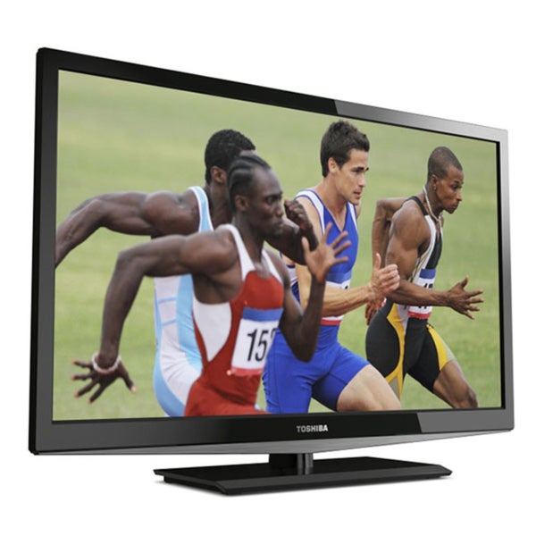 "Toshiba 19L4200U 19"" 720p LED-LCD TV - 16:9 - HDTV"