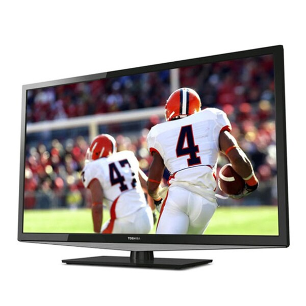 "Toshiba 50L5200U 50"" 1080p LED-LCD TV - 16:9 - HDTV 1080p - 120 Hz"