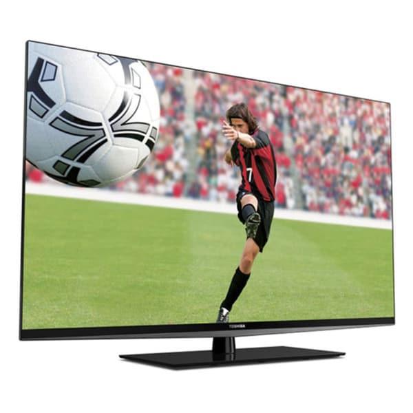 """Toshiba 55L6200U 55"""" 3D 1080p LED-LCD TV - 16:9 - HDTV 1080p - 120 Hz"""