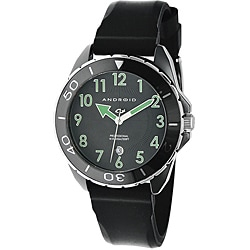 Android Men's Exotic Ceramic Case Watch