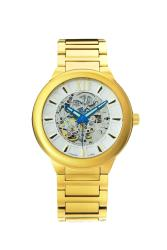 Android Women's Radius Skeleton Automatic Stainless Steel Watch