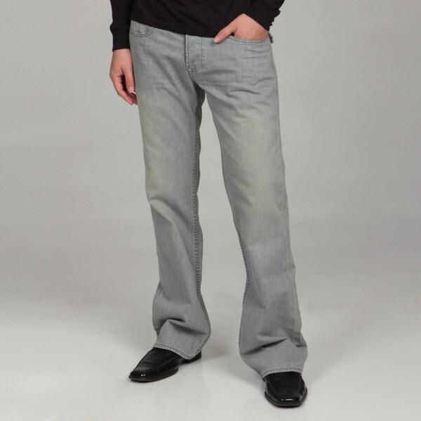 William Rast Men's Elm Wash Bootcut Jeans