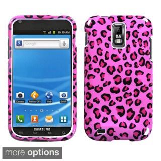 Premium Tmobile Samsung Galaxy S2/ S II Leopard Protector Case