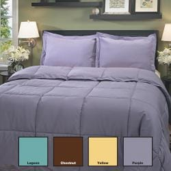 Luxury Sized Down Alternative Microfiber Comforter
