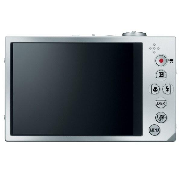 Canon PowerShot ELPH 520HS 10.1MP Silver Digital Camera