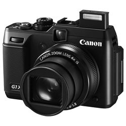 Canon PowerShot G1X 14.3MP Digital Camera