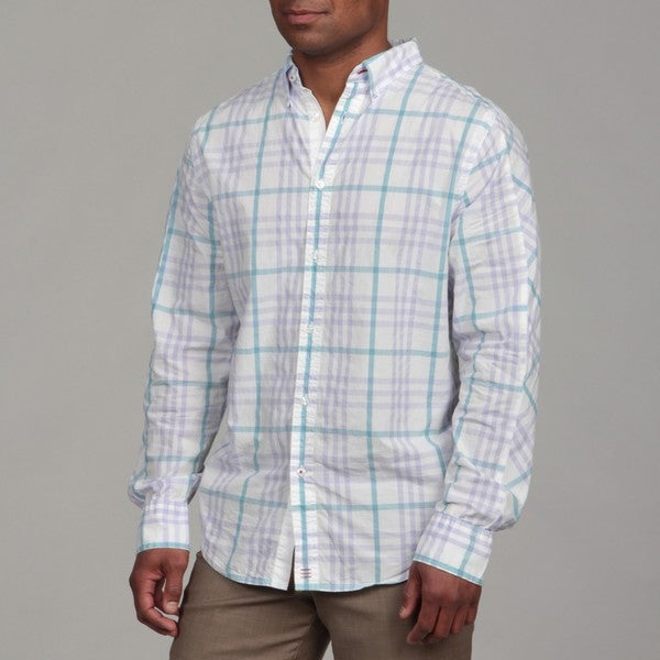 Canterbury of New Zealand Men's Woven Shirt