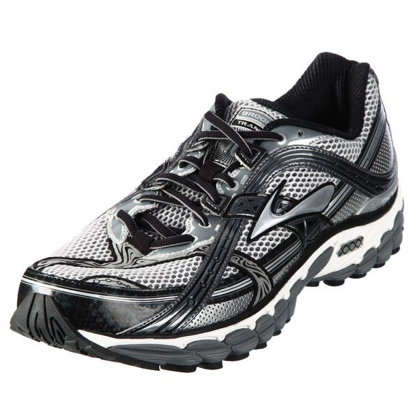 Brooks Men's 'Trance 10' Black Athletic Shoes
