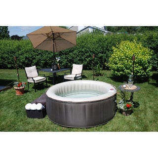 TheraSpa 4-person Inflatable Portable Hot Tub Spa