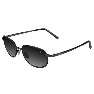 Xezo Men's 'Aeromaster 3100' Titanium Polarized Sunglasses