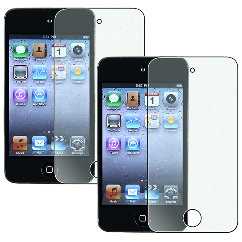 Diamond Screen Protector for Apple iPod Touch Generation 4 (Pack of 2)