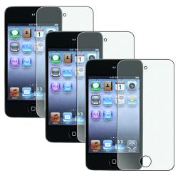 Diamond Screen Protector for Apple iPod Touch Generation 4 (Pack of 3)