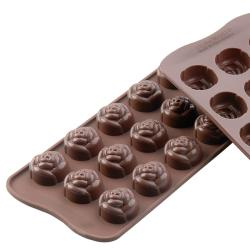 Rose Chocolate Mold