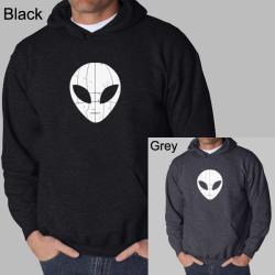 Los Angeles Pop Art Men's Alien Hoodie